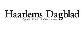 Haarlemsdagblad zwart wit