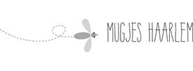 Mugjes-haarlem zwart wit